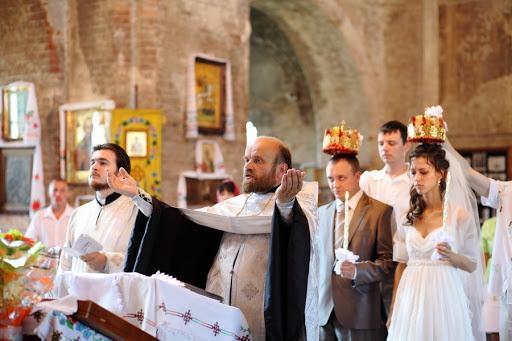 венчание в храме