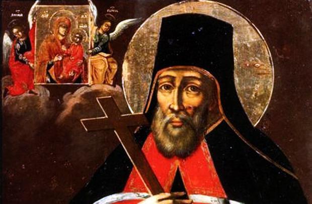 святой иннокентий иркутский