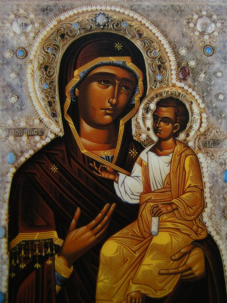 иверская монреальская икона божией матери