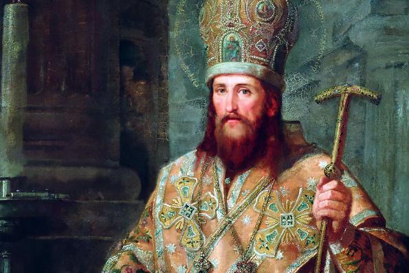святитель тихон задонский