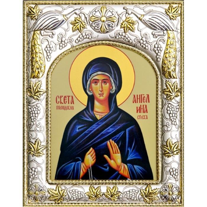 святая ангелина