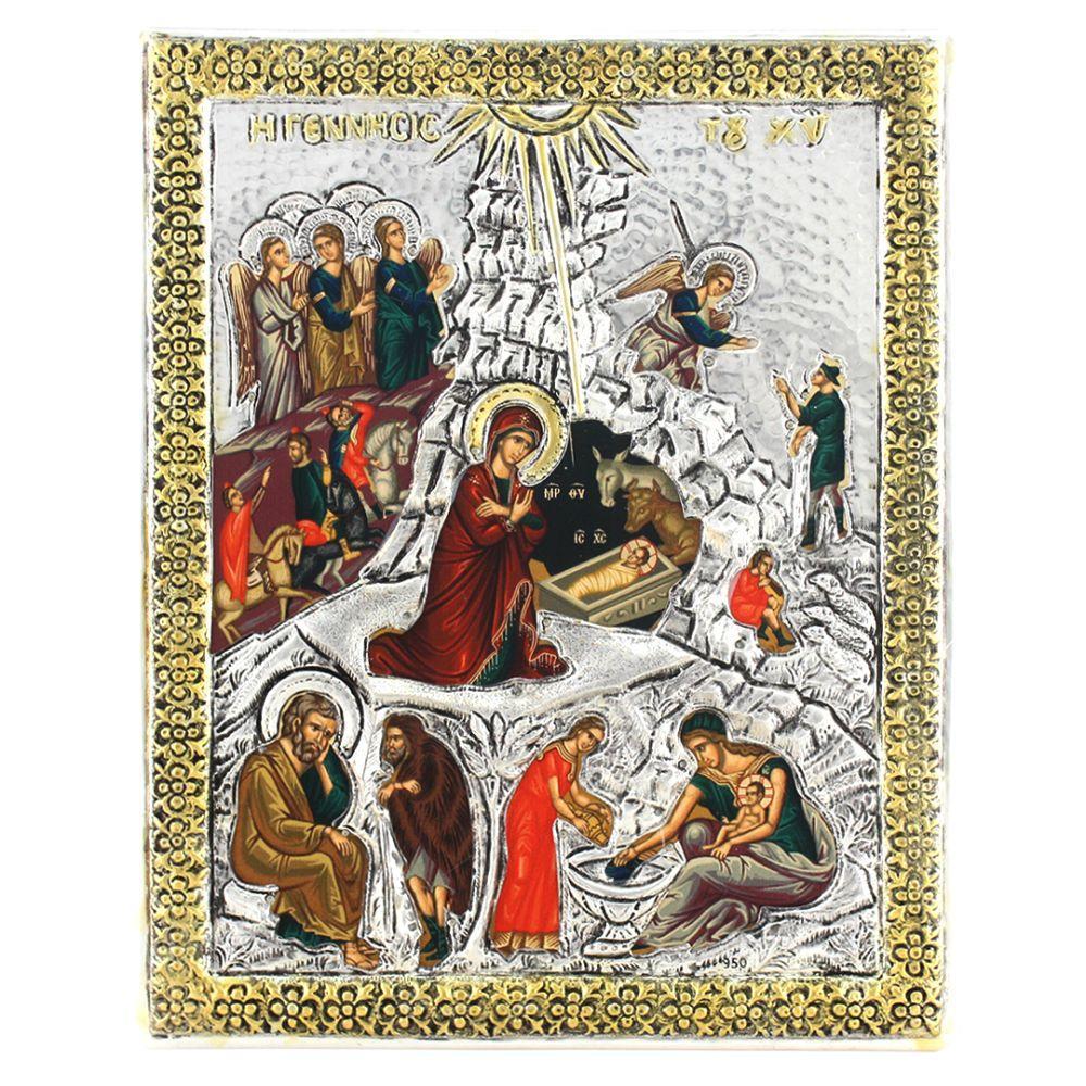 рождество христово икона