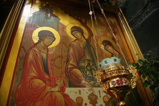 молитва троице святой