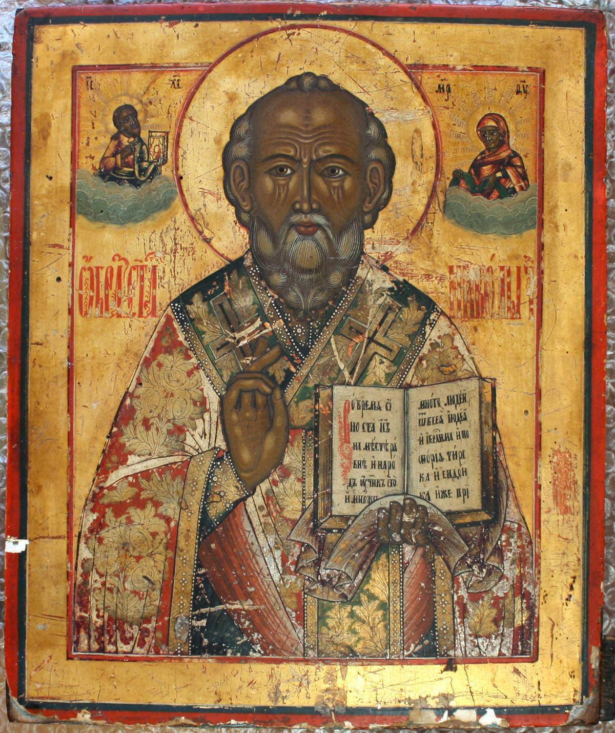 старообрядческие иконы