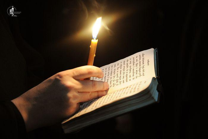 чтение акафиста
