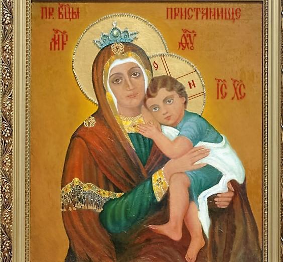 акафист почаевской иконе божией матери