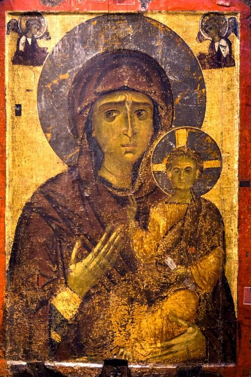 Икона Богоматери «Кардиотисса»