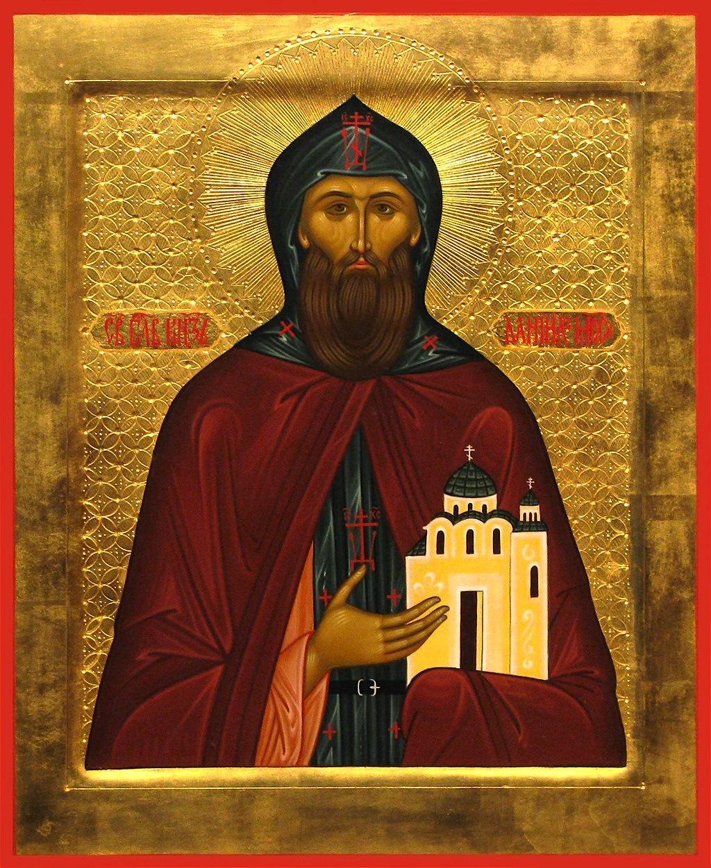 молитва даниилу московскому