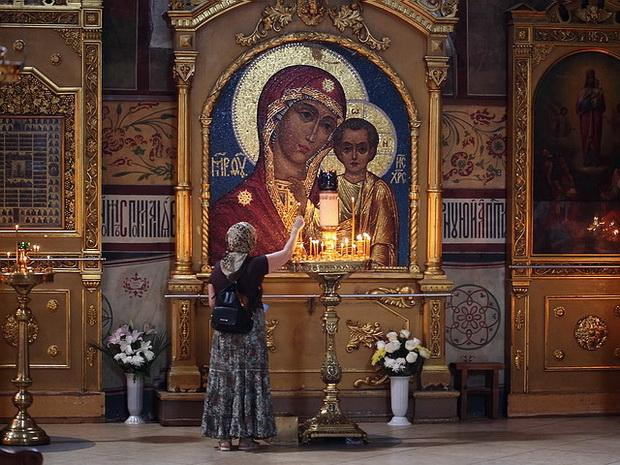 молитва пресвятой богородице при беременности
