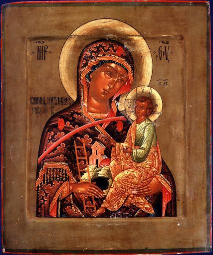 Богородицы икона