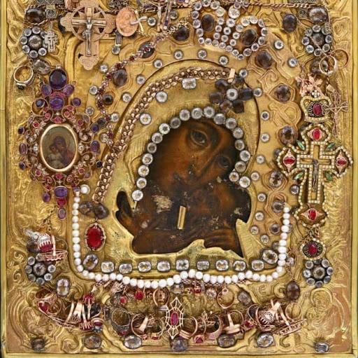 икона божией матери касперовская
