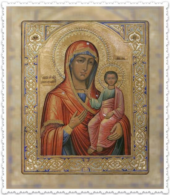 макарьевская икона божией матери