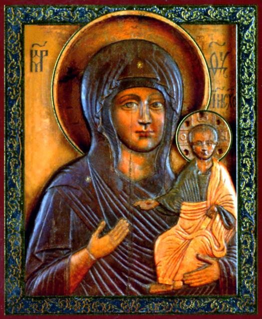 икона божией матери влахернская