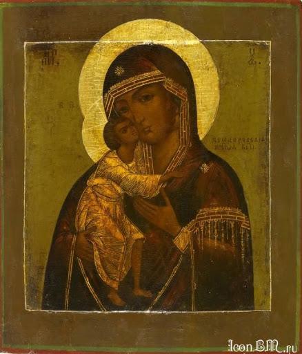 молитва феодоровской божьей матери