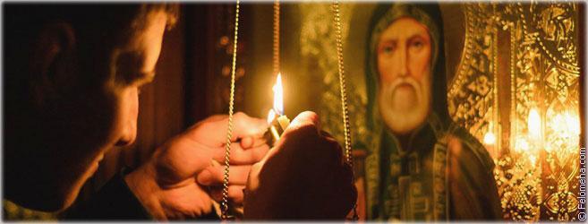 молитва от рака