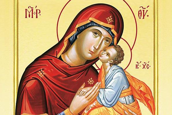 икона божией матери киево братская