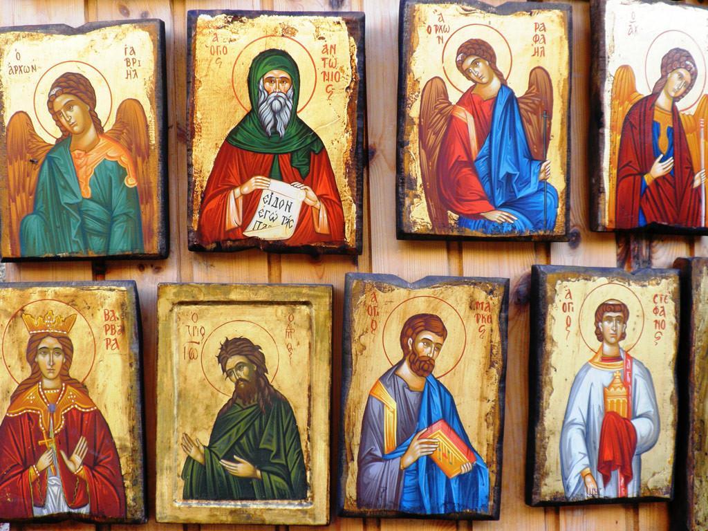 иконы греческие