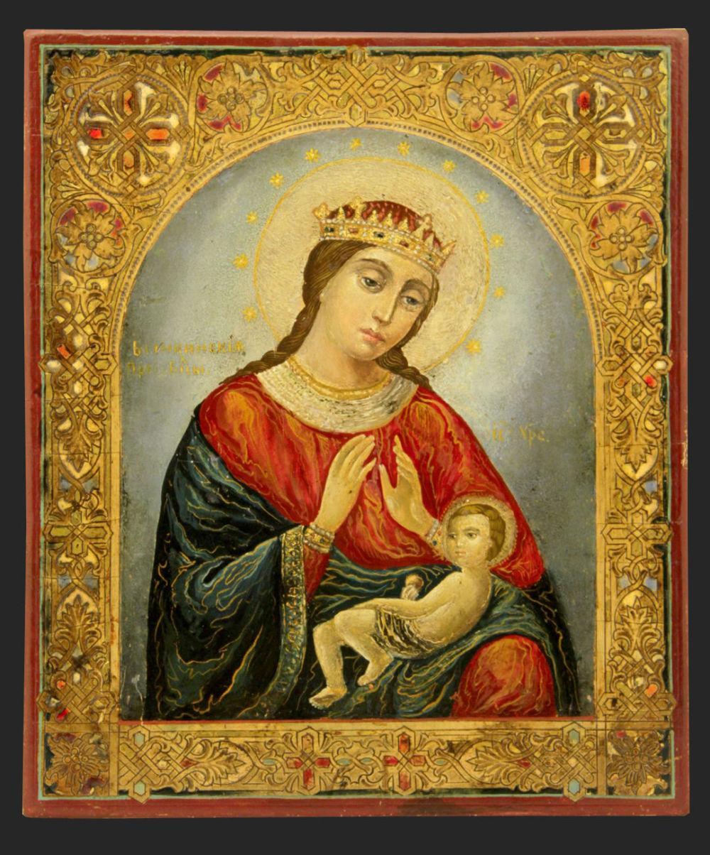 балыкинская икона божией матери