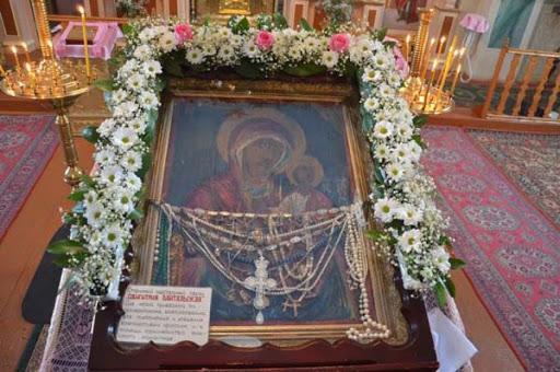 одигитрия байтальская икона божией матери