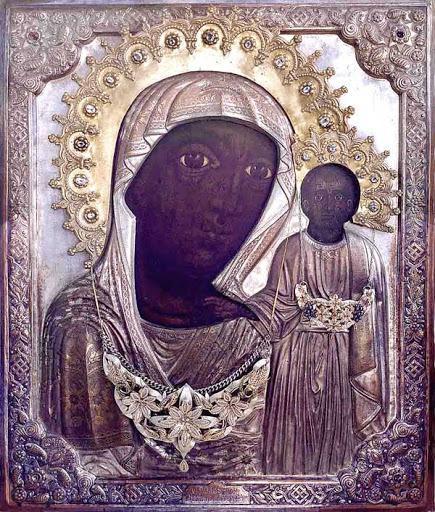 чимеевская икона божьей матери