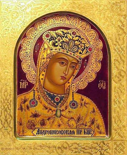 икона божией матери андрониковская