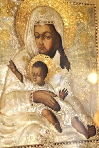 икона божией матери милостивая в зачатьевском монастыре
