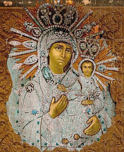 аксайская икона божьей матери