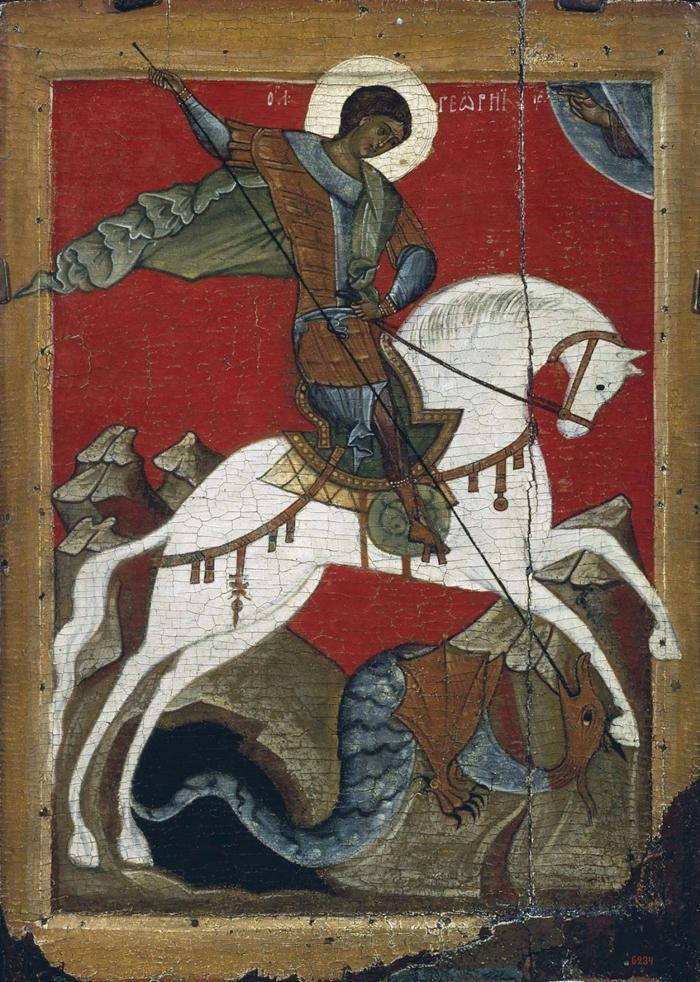 акафист георгий победоносец