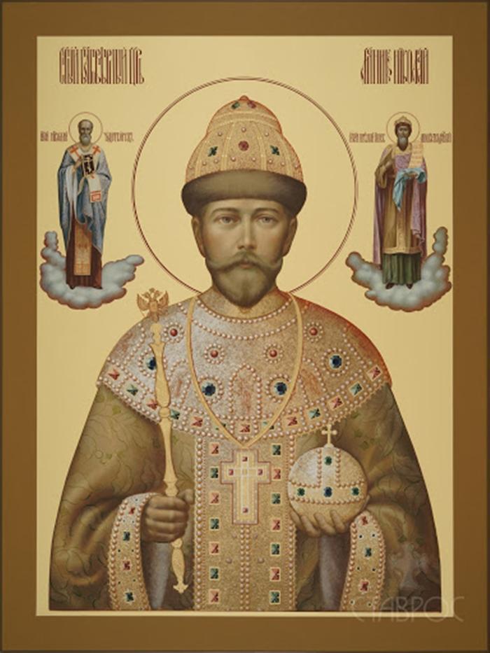 Акафист Святому царю Николаю