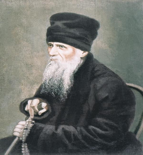 акафист амвросию оптинскому