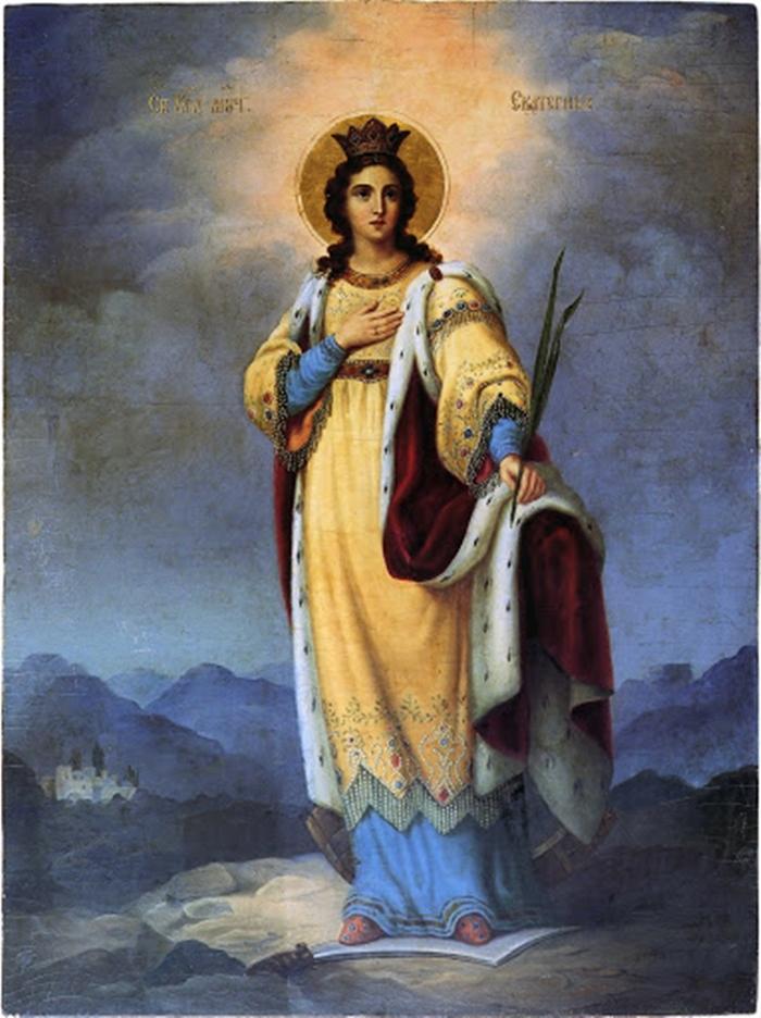 святая екатерина фото