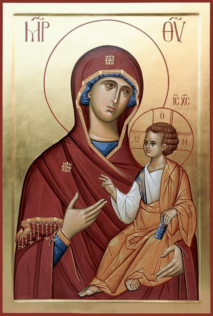 акафист иверской иконе божией матери