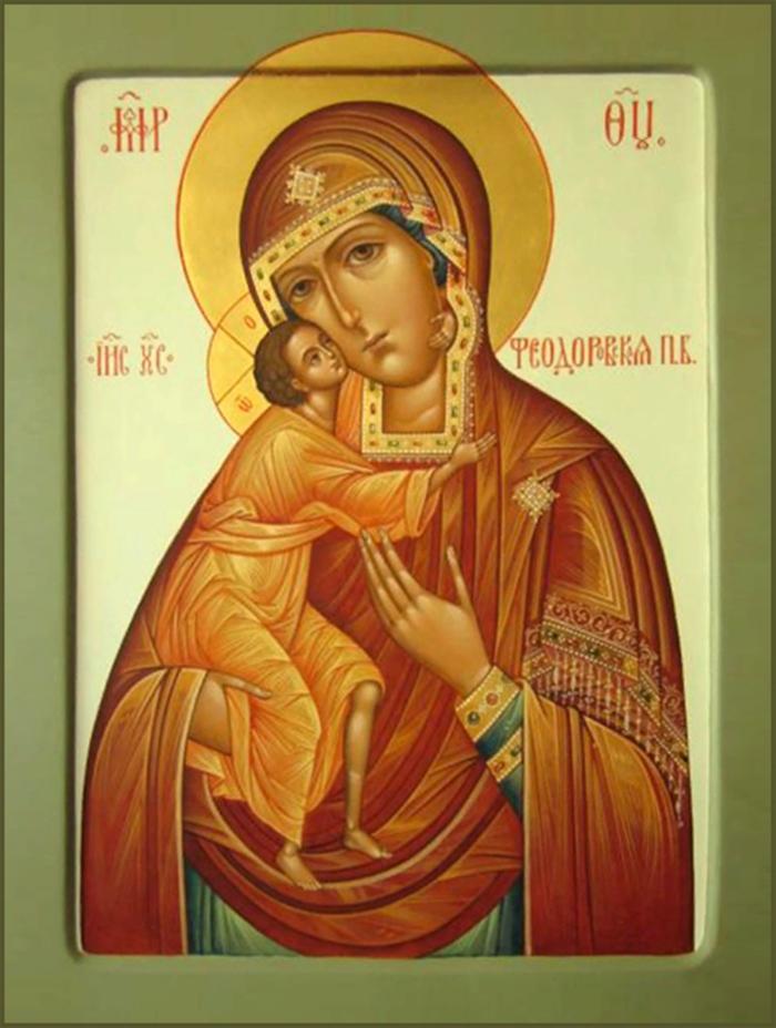 феодоровская божья матерь