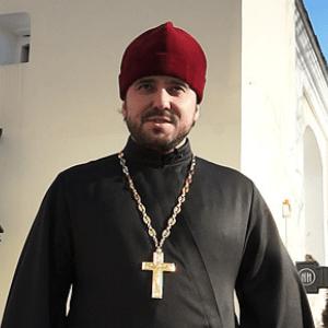 Священник Михаил Козыбин