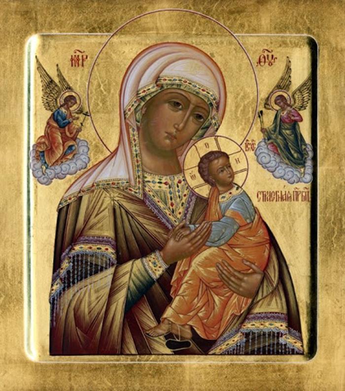 акафист страстной иконе божией матери фото иконы
