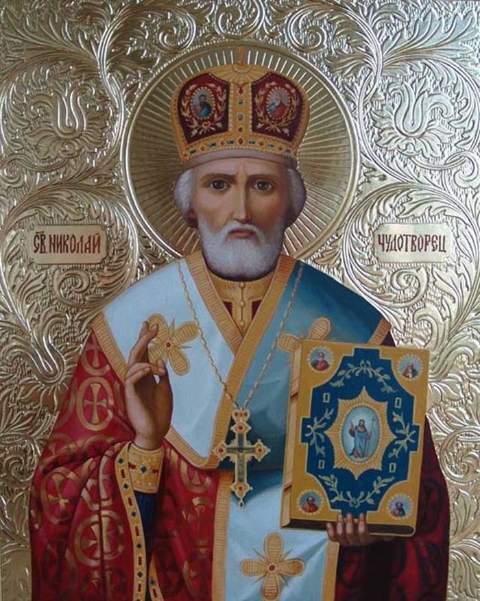Николай Чудотворец святой