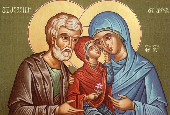 икона иоакиму и анне