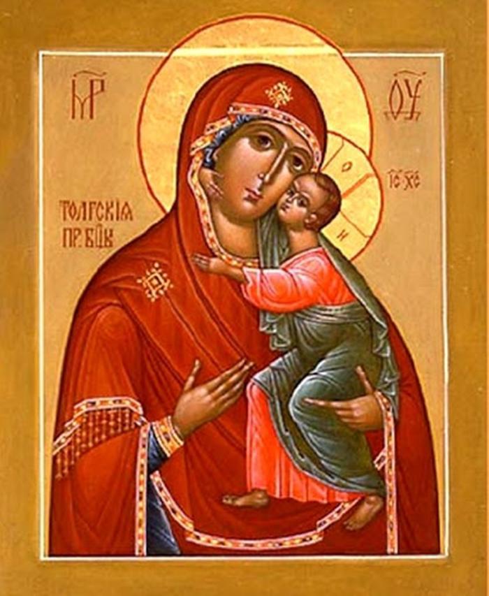 икона толгской иконе божией матери фото