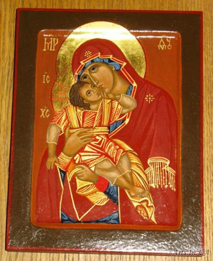 сладкое лобзание икона в храме