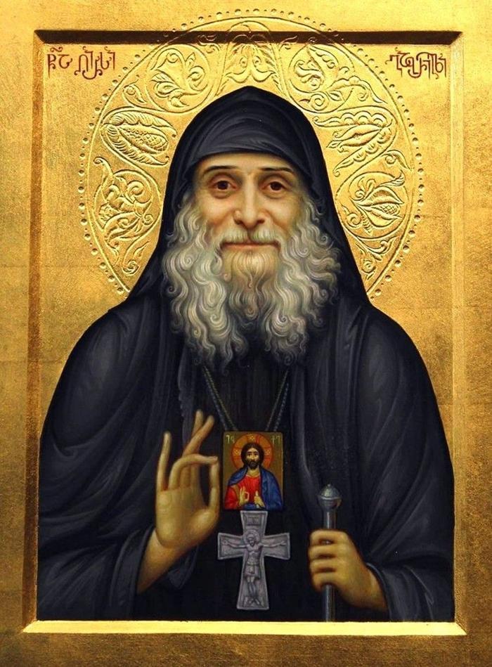 икона гавриилу ургебадзе