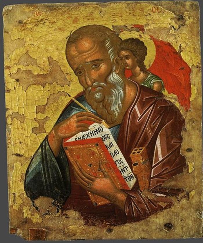 икона иоанну богослову фото