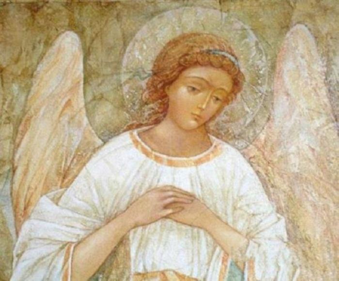 икона перед выходом из дома ангелу