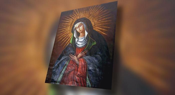 икона божьей матери остробрамской фото