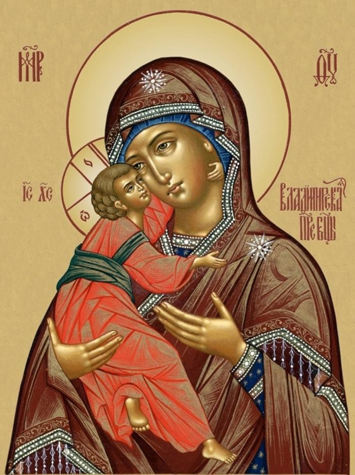 икона богородице о замужестве