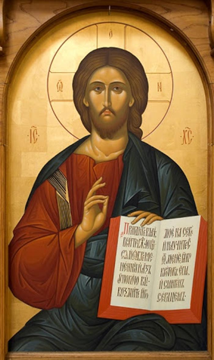 икона всемогущему богу в нашествии печали