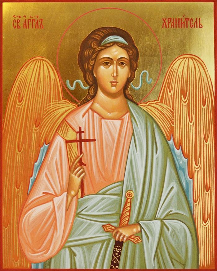 икона Ангелу-хранителю