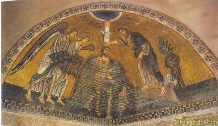крещенский сочельник икона