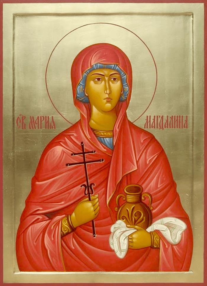 икона марии магдалине