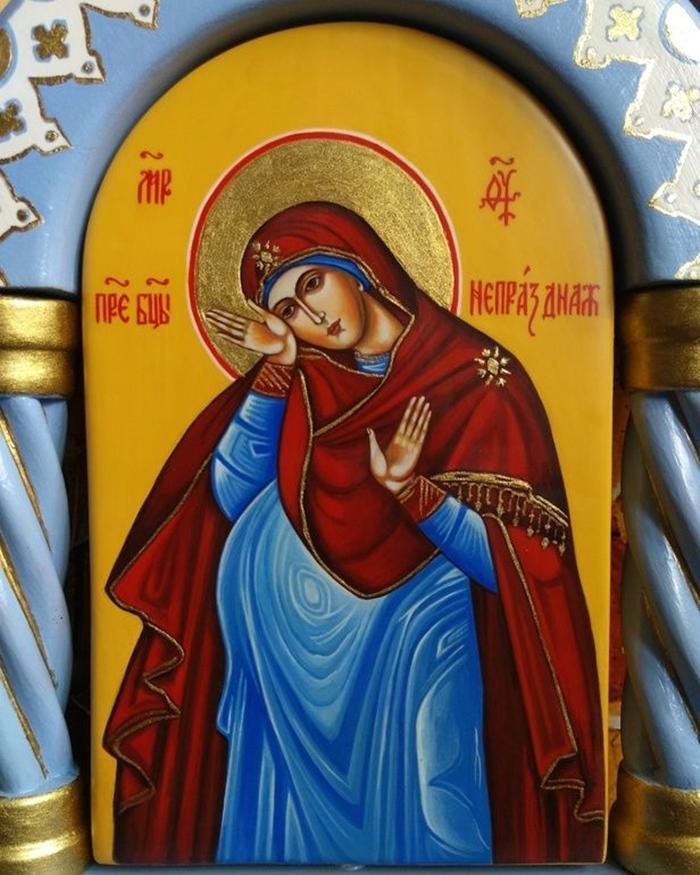 икона сорокоуст
