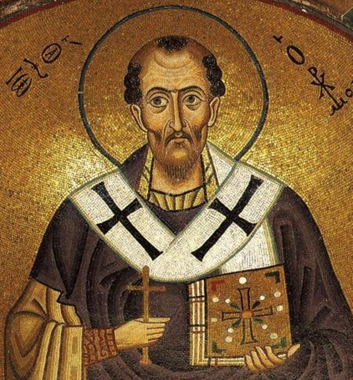 Иоанна Златоуста икона
